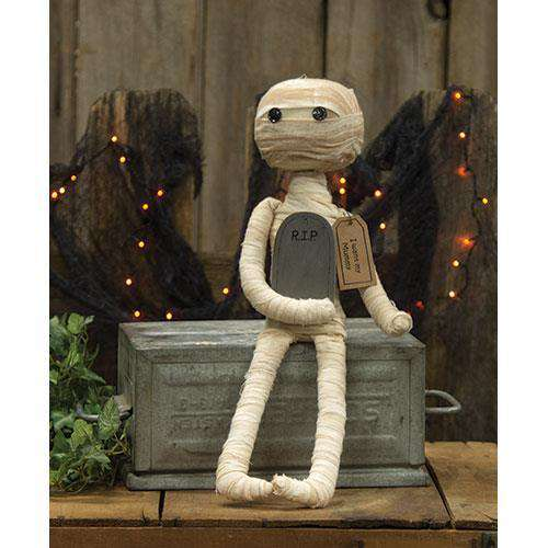 Mummy Doll Tabletop & Decor CWI+