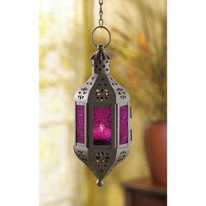 Mystical Candle Lantern Accent Plus