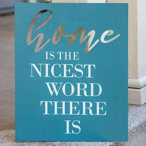 Nicest Word Wood Cutout Sign Pictures & Signs CWI+