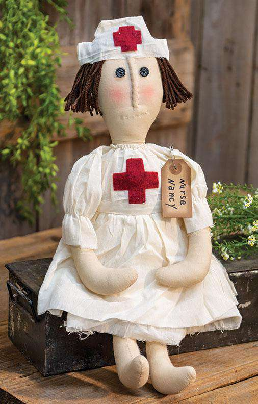 Nurse Nancy Country Dolls & Chairs CWI+