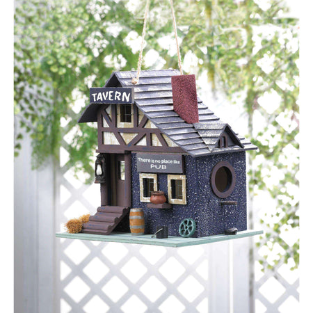 Old-Fashioned Tavern Bird House koehler home decor