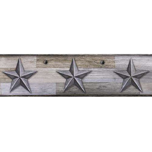 Pallet Star Wall Border Wallpaper Borders CWI+