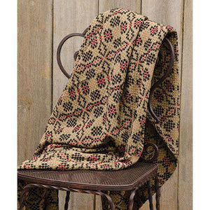 Patriot's Knot Throw woven throws CWI+