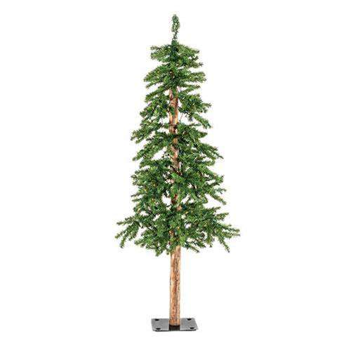 Pre-Lit Alpine Tree, 4ft Alpines CWI Gifts