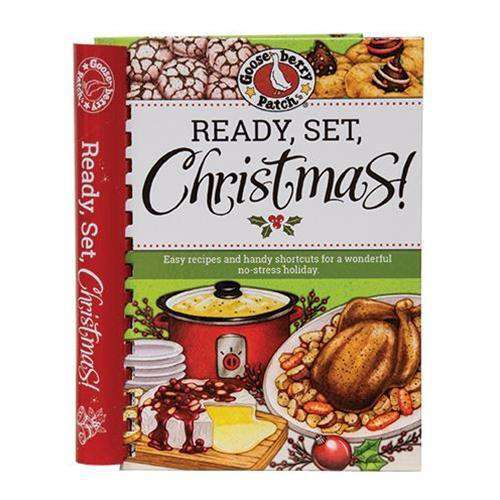 Ready, Set, Christmas! Cookbooks CWI+