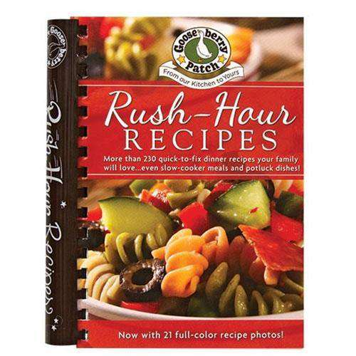 Rush Hour Recipes Cookbooks CWI+