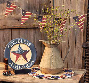 Rustic Water Pitcher Buckets & Cans CWI+