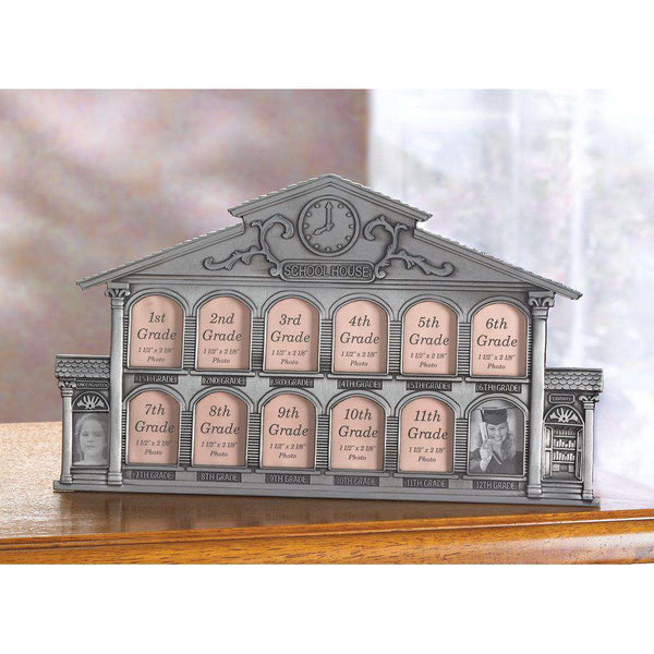 School House Picture Frame - The Fox Decor
