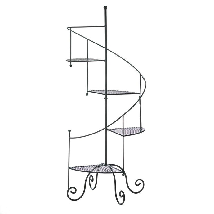Staircase Plant Stand Gallery of Light