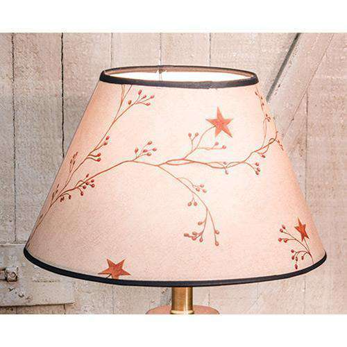 "Star & Pip Berry Lampshade, 12"" Lamps/Shades/Supplies CWI+"
