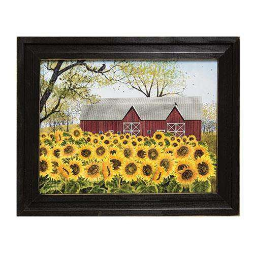 Sunshine Framed Print Summer Prints CWI+