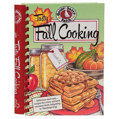 Tasty Fall Cooking Cookbooks CWI+
