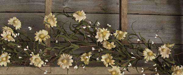 Teastain Daisy & Pip Garland, 4 ft. Everyday CWI+