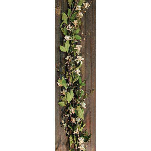 Teastain Gardenia Garland, 4ft Garlands CWI+