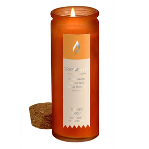 Tranquility Scent Tincture Bottle Candle