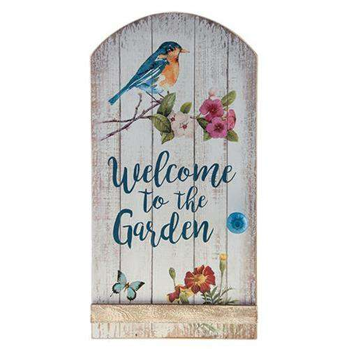 Welcome to the Garden Sign Pictures & Signs CWI+