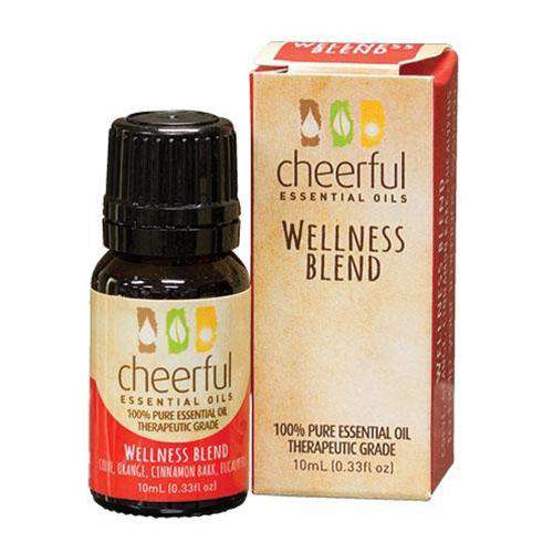 Wellness Blend Essential Oil Essential Oils & Diffusers CWI+