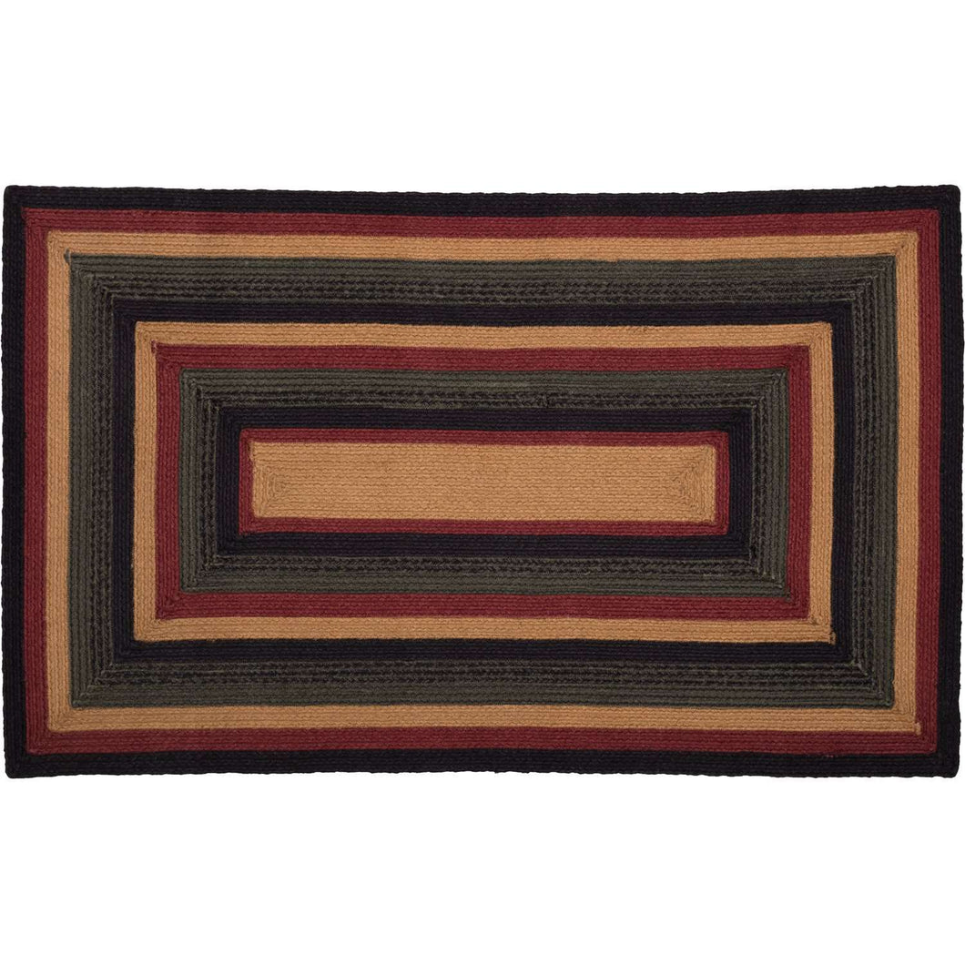 Wyatt Jute Braided Rugs Rectangle VHC Brands Rugs VHC Brands 27