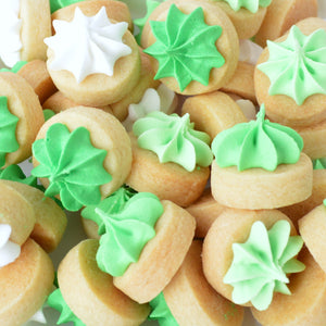 green iced gems