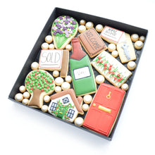 Load image into Gallery viewer, new home hand iced biscuits by katies biscuit shop