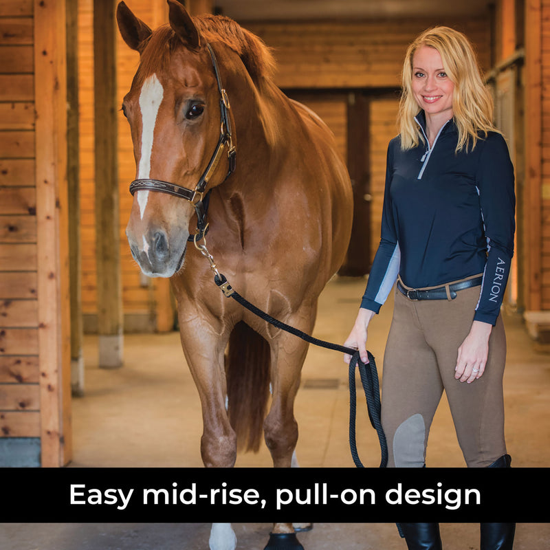 Elation Red Label Pull On Breech
