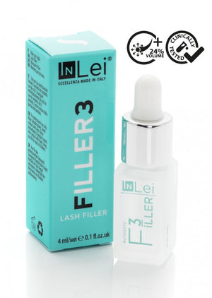 InLei Lotion FILLER 3 in Fläschen - inlei shop