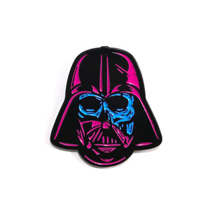 Darth Vader Magenta and Blue 1.25