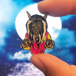 Thriller Enamel Pin 1.50""