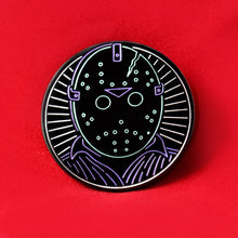 "Jason 1.25"" Hard Enamel Pin"