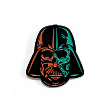 "Darth Orange and Green 1.25"" Pin"