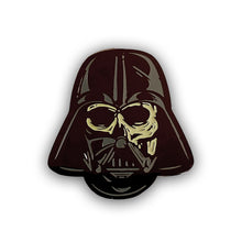 Vader's Wrath Darth Vader Glow in the dark pin