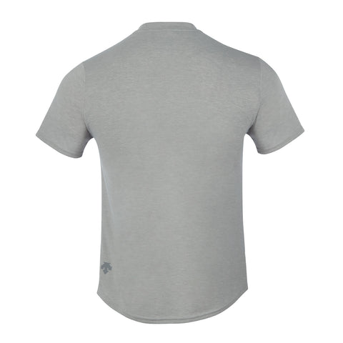 "{""color"":""Melange Gray"",""alt"":""Spotless Short Sleeve Pocket T-Shirt in Melange Gray}"