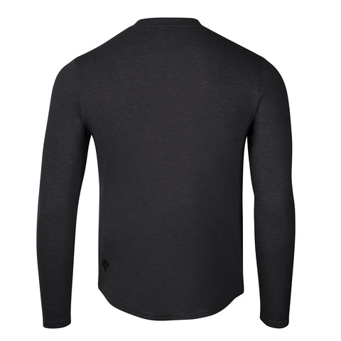 "{""color"":""Black"",""alt"":""Men's Sweatproof T-Shirt in Black, Back""}"