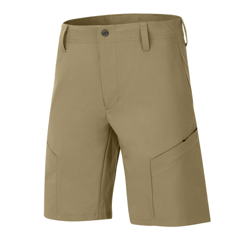 "{""color"":""Olive Shade"",""alt"":""Men's Cargo Shorts for commuting and hiking in Olive Shade""}}"