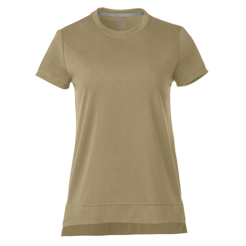 "{""color"":""Olive Shade"",""alt"":""Women's Spotless Short Sleeve T-Shirt""}"