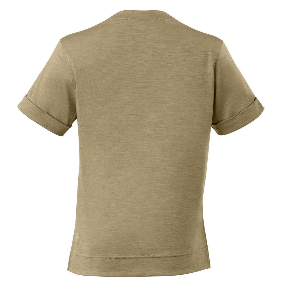 Manerd Wool Short Sleeve Shirt