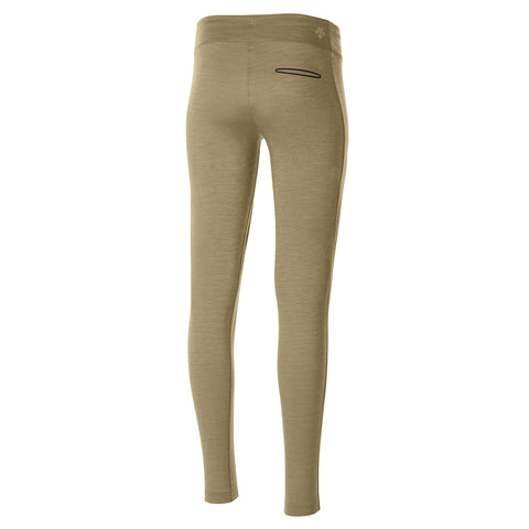 "{""color"":""Olive Shade"",""alt"":""Women's Manerd Wool Joggers in Olive Shade Off Model Back View""}"