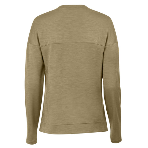 "{""color"":""Olive Shade"",""alt"":""Women's Manerd Wool Long Sleeve in Olive Shade""}"