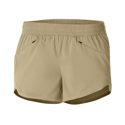 "{""color"":""Olive Shade,""alt"":""Women's Solotex 3"" Lightweight Shorts""}"