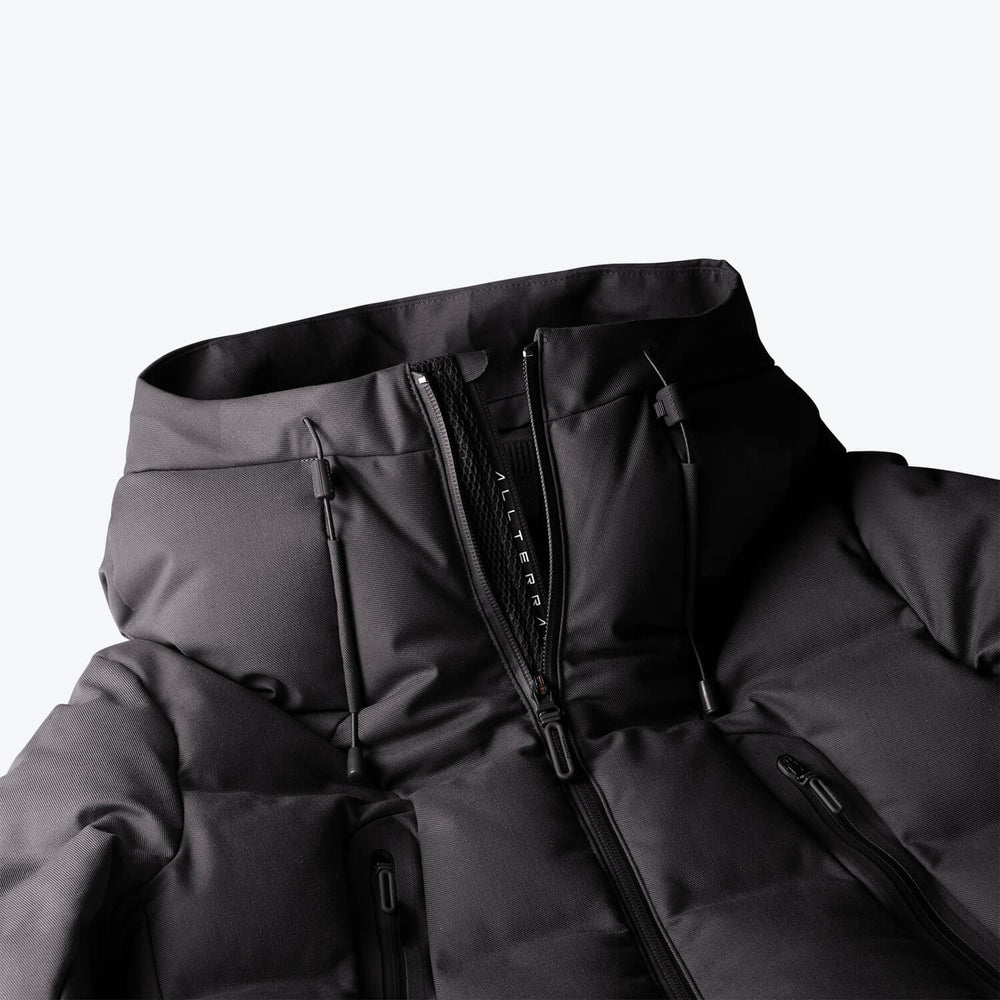"""MOUNTAINEER-HC"" MIZUSAWA DOWN COAT"