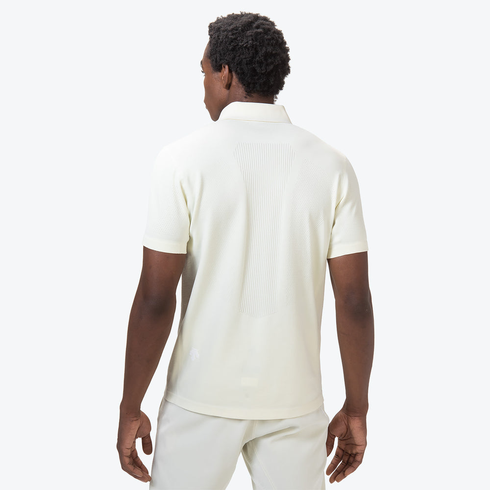 SYNCHKNIT Commute Short Sleeve Polo