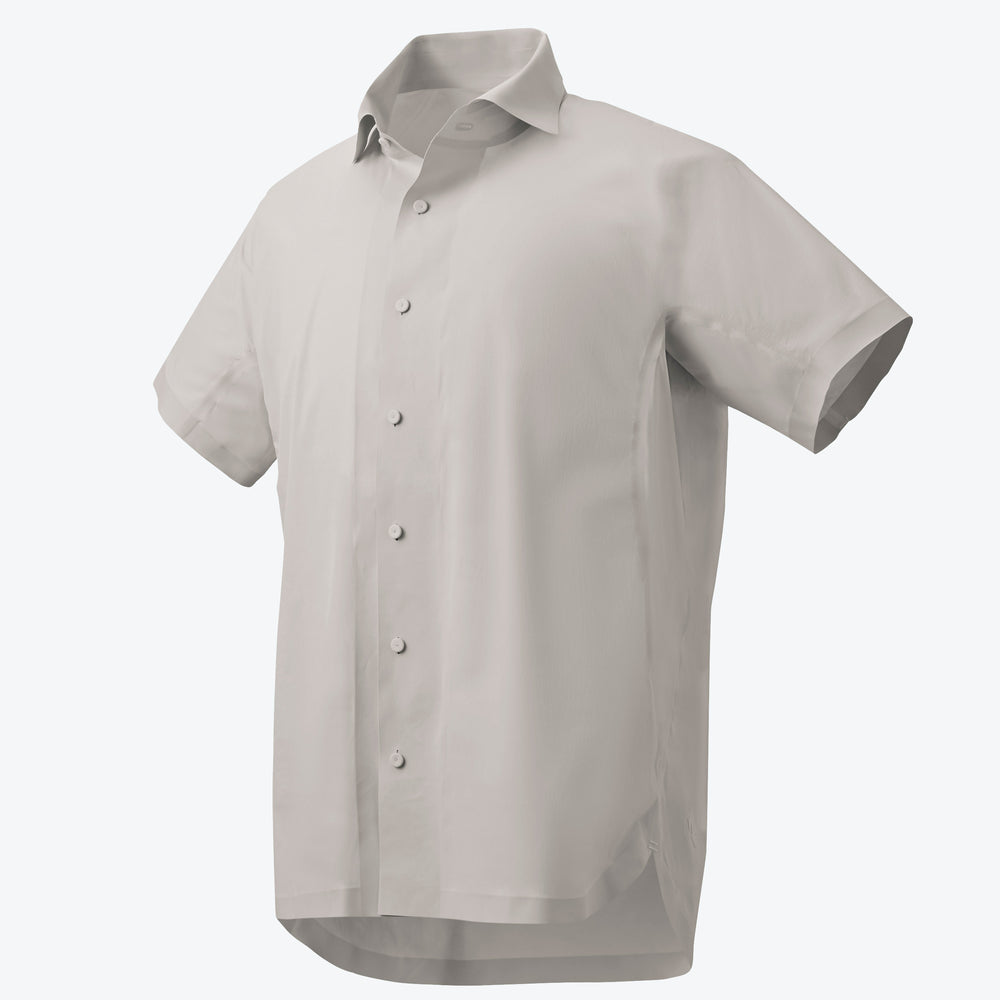 ALLTERRAIN Seamless Stretch Button-Down Shirt