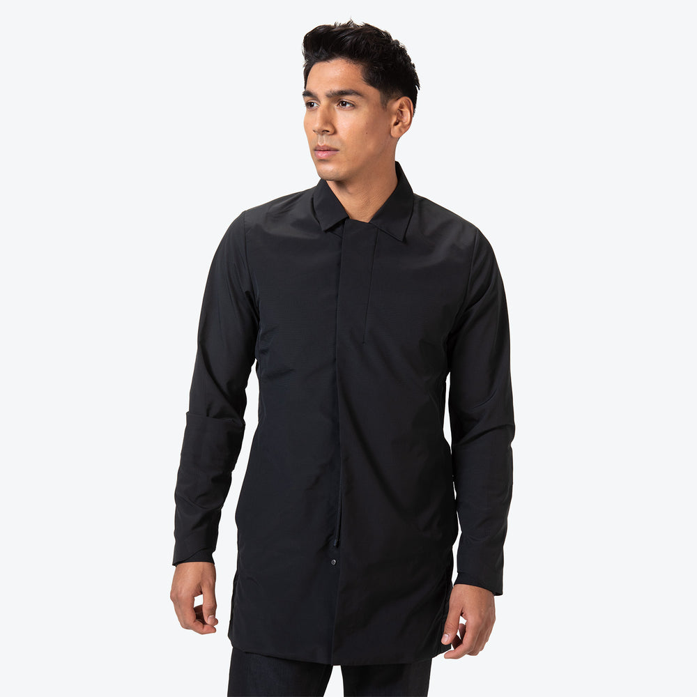 ALLTERRAIN Schematech Air Bal Collar Coat