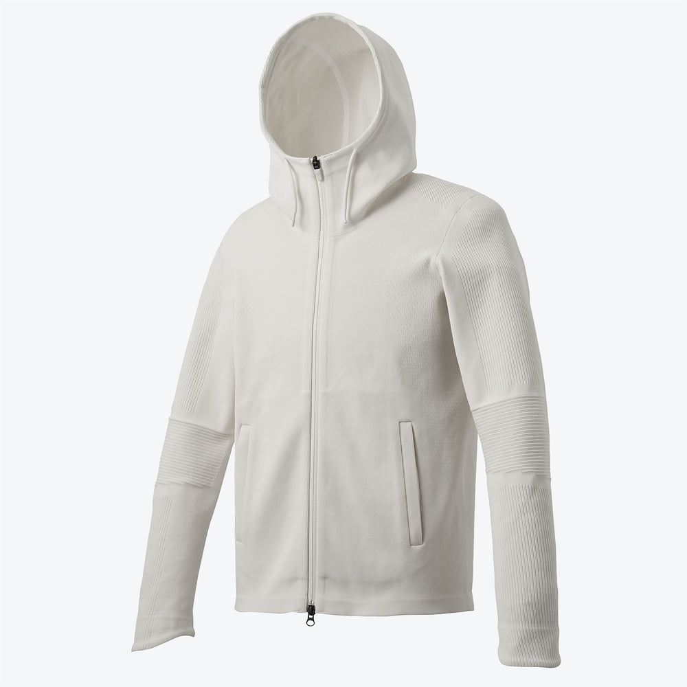 SYNCHKNIT Crescent Hoodie Jacket