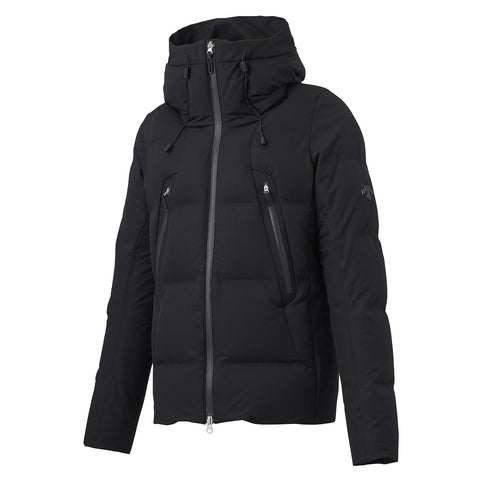 "{""color"":""Black"",""alt"":""Women's ALLTERRAIN Mountaineer Mizusawa Down Jacket by Descente""}"