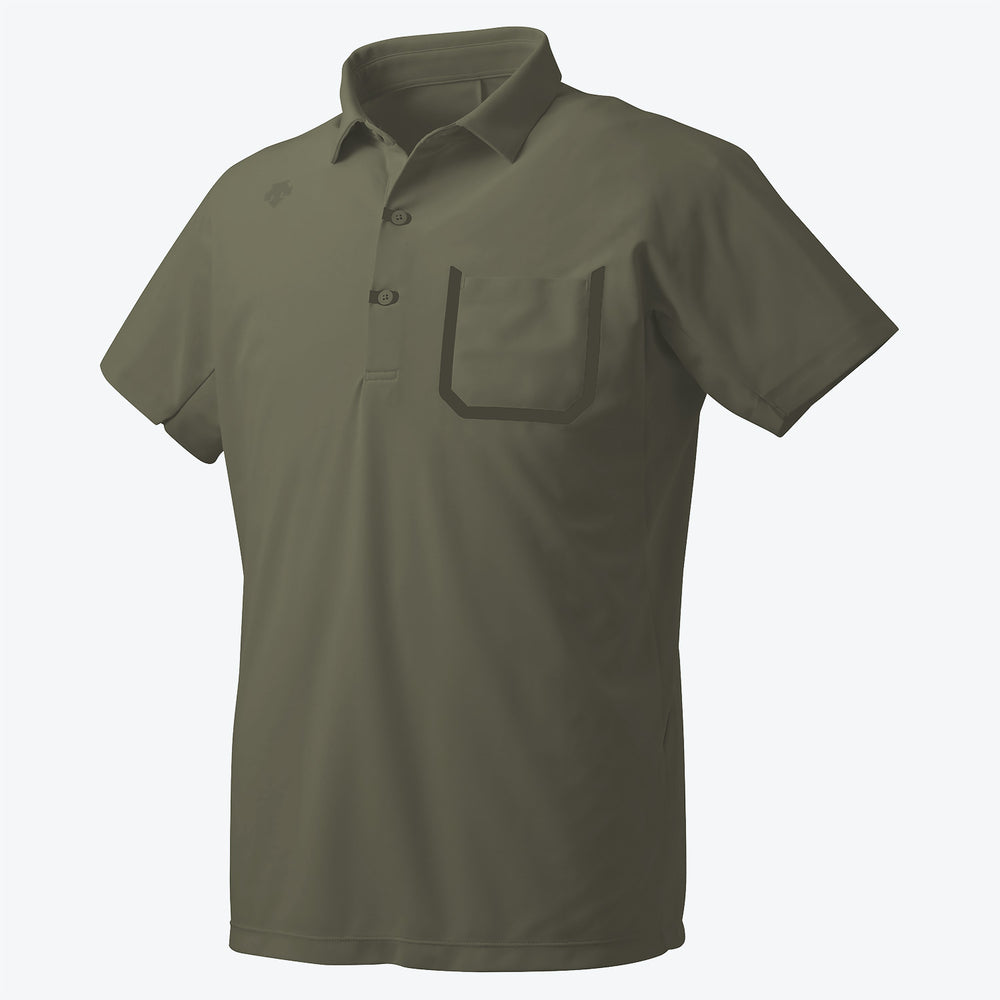 UV Protection Short Sleeve Polo