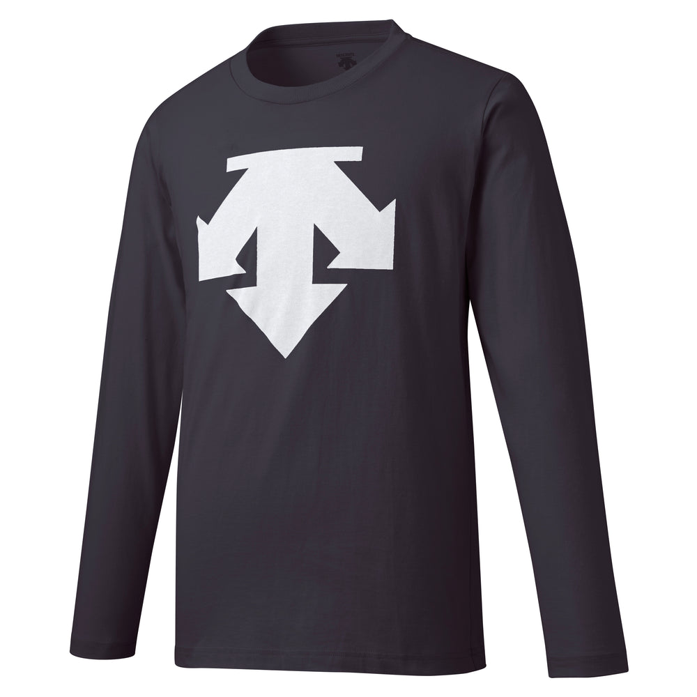 DeoDash™ Descente Logo Long Sleeve T-Shirt