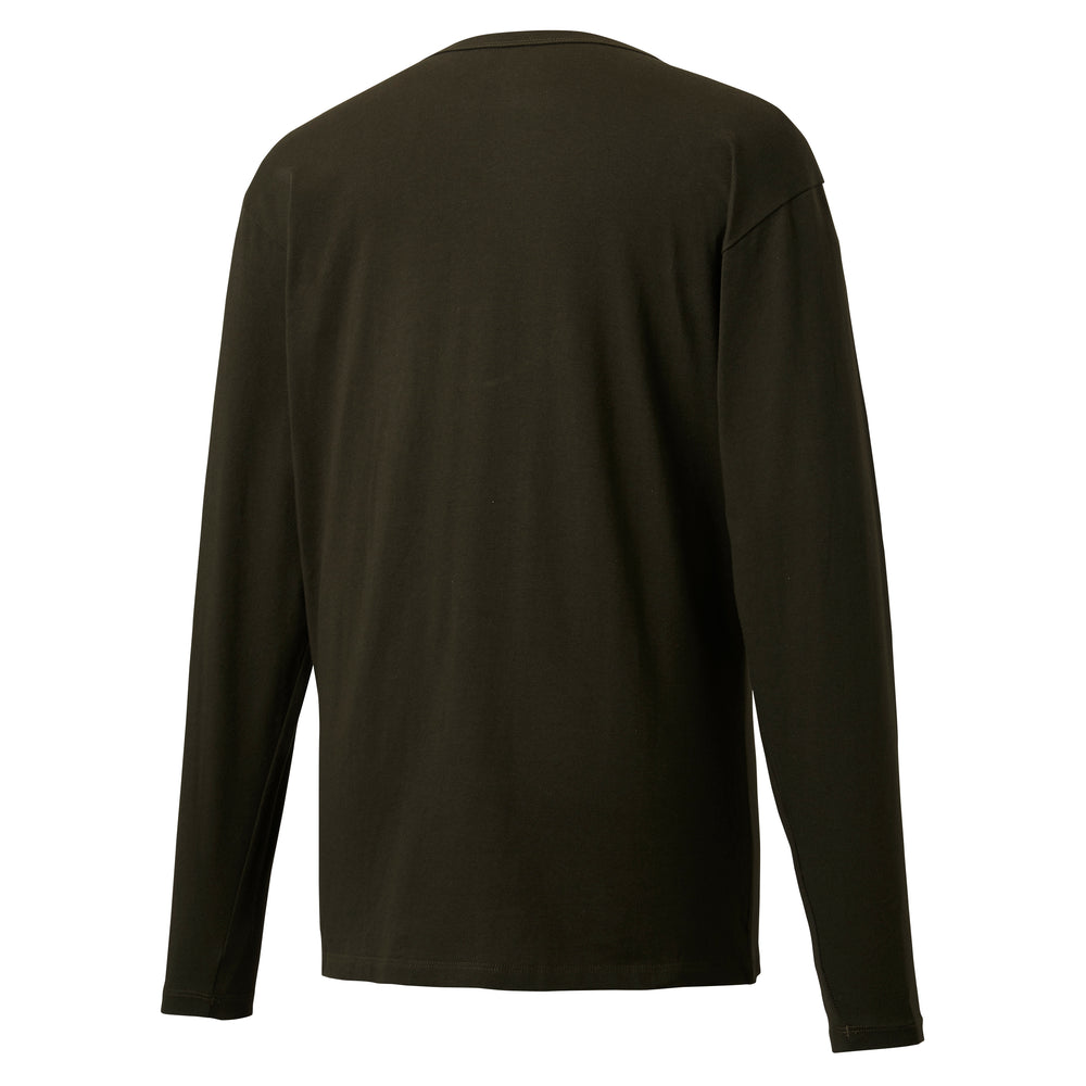 DeoDash™ Zip Pocket Long Sleeve T-Shirt