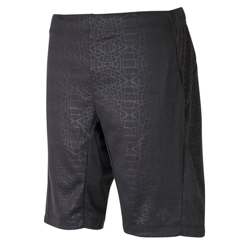 "{""color"":""Black"",""alt"":""Men's Quick Dry Running Shorts Off Model Front View in Black""}"