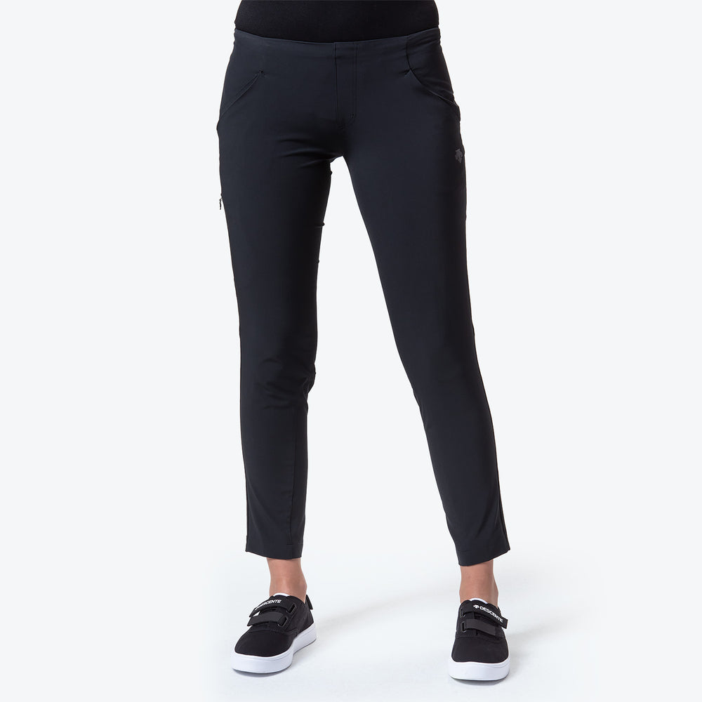 Soft Stretch Ankle Pants